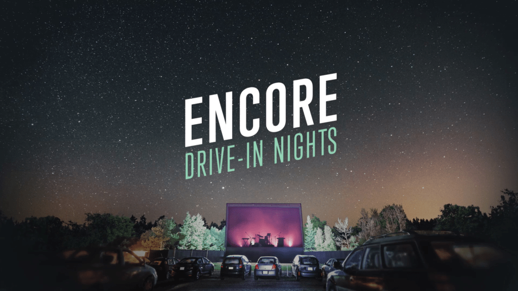 Encore Drive-In Nights presents Blake Shelton and special guest July 25th!